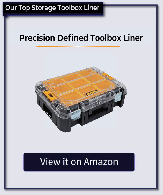 Precision Defined Toolbox Liner